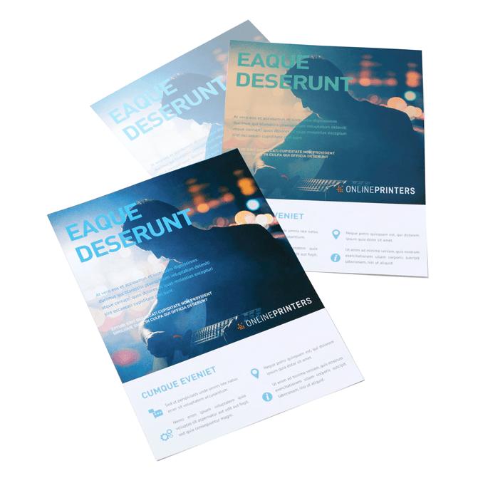imprimir flyers online